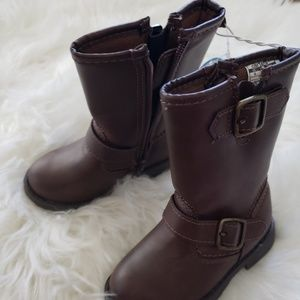 Girls toddler boots